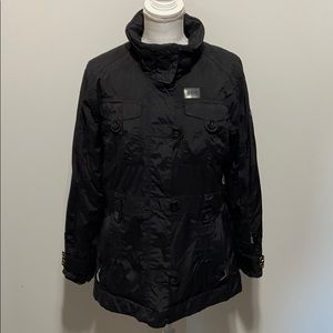 Helly Hansen Black Utility Jacket